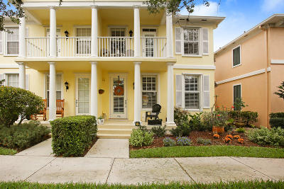 Townhouse For Sale: 166 Milbridge Drive