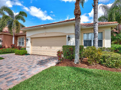 Palm Beach Gardens Single Family Home For Sale: 175 Isle Verde Way