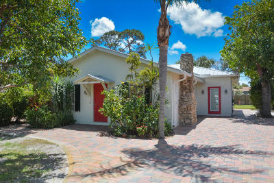 Delray Beach Single Family Home For Sale: 720 Lake Avenue