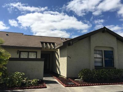 Port Saint Lucie Single Family Home Contingent: 692 SW Veronica Avenue