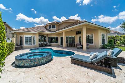 Boynton Beach Single Family Home For Sale: 9325 Equus Circle