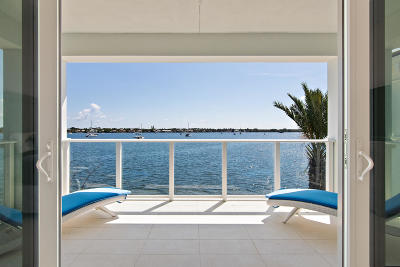 North Palm Beach Condo For Sale: 100 Water Club Court