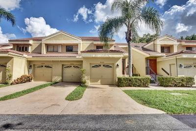 Boynton Beach Single Family Home For Sale: 2305 Aspen Way #2305