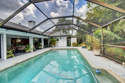 Boynton Beach Single Family Home For Sale: 10633 Saint Andrews Road