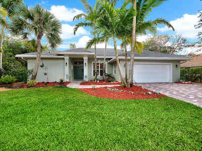 Stuart Single Family Home For Sale: 8177 SW Yachtsmans Drive