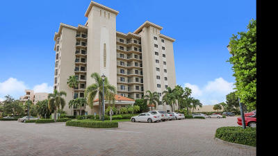 North Palm Beach Condo For Sale: 370 Golfview Road #403