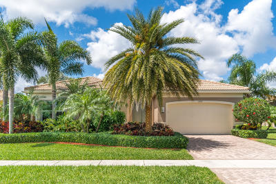 Boynton Beach Single Family Home For Sale: 10587 Montrose Bay Avenue