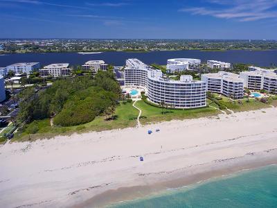 Palm Beach Rental Leased: 2774 S Ocean Boulevard #107