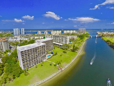 North Palm Beach Condo For Sale: 356 Golfview Road #303