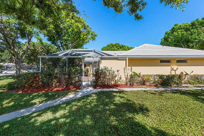 Palm Beach Gardens Single Family Home For Sale: 1801 Springdale Court