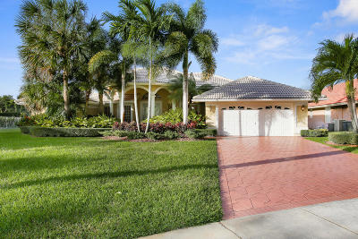 Boca Raton Single Family Home For Sale: 10857 Japonica Court