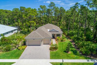 Fort Pierce Single Family Home For Sale: 2718 Oak Alley Drive