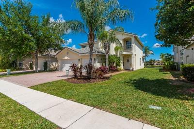 Boynton Beach Single Family Home For Sale: 10578 Hilltop Meadow Point