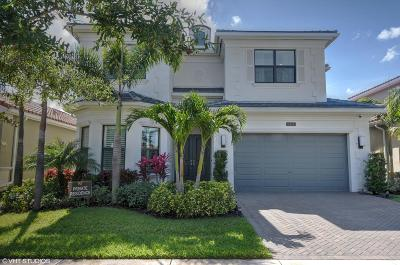 Delray Beach FL Single Family Home For Sale: $1,040,000