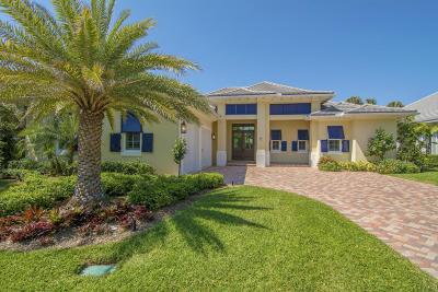 Vero Beach Single Family Home For Sale: 211 Coconut Creek Court