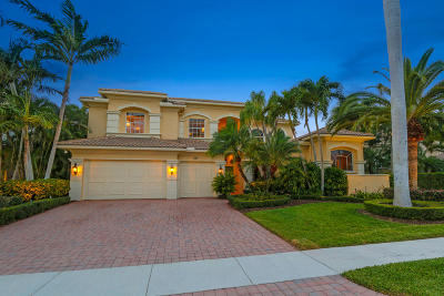 Palm Beach Gardens Single Family Home For Sale: 455 Savoie Drive