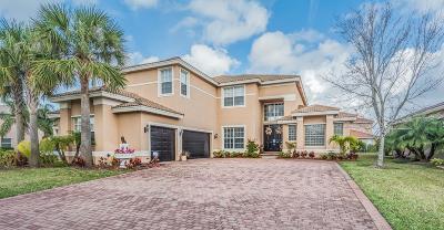 Vero Beach Single Family Home For Sale: 2430 Little Eagle Lane SW