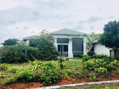 Vero Beach Single Family Home For Sale: 1366 16th Avenue