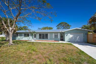 Palm City Single Family Home For Sale: 3305 SW Feroe Avenue