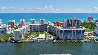 Seagate Of Highland Condo Condo For Sale: 3300 S Ocean Boulevard #421c