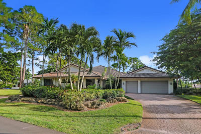 Delray Beach Single Family Home For Sale: 5221 Estates Drive