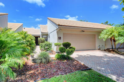 Boca Raton Single Family Home For Sale: 19970 Sawgrass Lane #4103