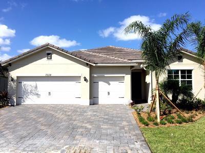 Stuart Single Family Home For Sale: 7338 SW Kantner Drive