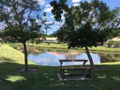 Palm Beach Gardens Single Family Home For Sale: 9221 Sun Terrace Circle #B