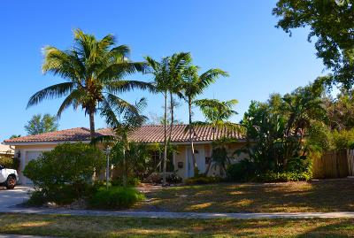 Boca Raton Single Family Home For Sale: 1236 SW 14th Street
