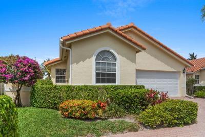 Delray Beach Single Family Home Contingent: 5253 Bodega Place