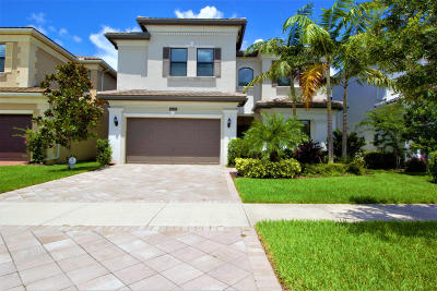 Delray Beach FL Single Family Home For Sale: $1,022,900