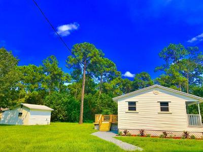 Loxahatchee Single Family Home For Sale: 16181 Valencia Boulevard