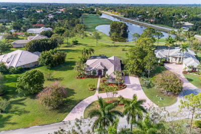 Royal Palm Beach Single Family Home For Sale: 11850 Stonehaven Way
