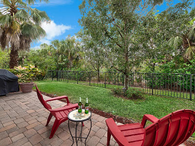 Palm Beach Gardens Single Family Home For Sale: 12321 Aviles Circle
