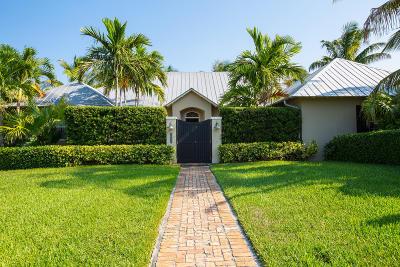 Vero Beach Single Family Home Contingent: 2095 S Porpoise Point Lane