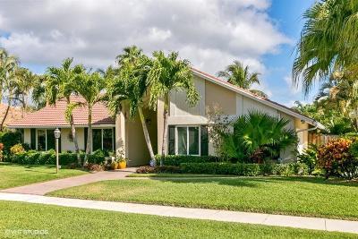 Palm Beach Gardens Single Family Home For Sale: 12987 La Rochelle Circle