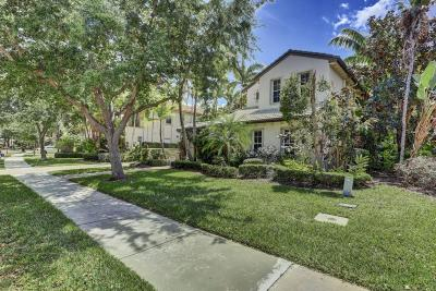 Palm Beach Gardens Single Family Home For Sale: 924 Mill Creek Drive