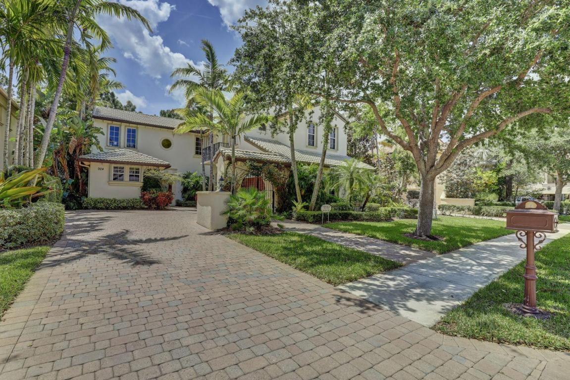 Listing: 924 Mill Creek Drive, Palm Beach Gardens, FL.| MLS# RX ...