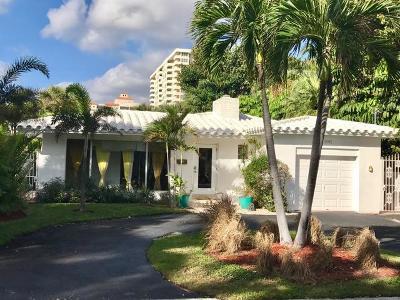 Fort Lauderdale Rental For Rent: 3005 Atlantic Boulevard