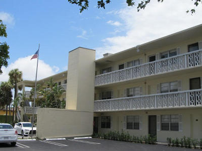 West Palm Beach Condo Sold: 3915 S Flagler Drive #118