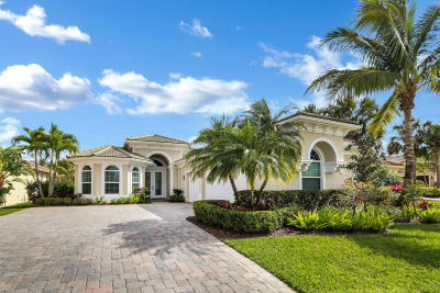Jupiter Country Club, Jupiter Country Club Condo, Jupiter Country Club Pod E Single Family Home For Sale: 216 Carina Drive