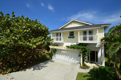 Vero Beach Single Family Home For Sale: 12800 Highway A1a