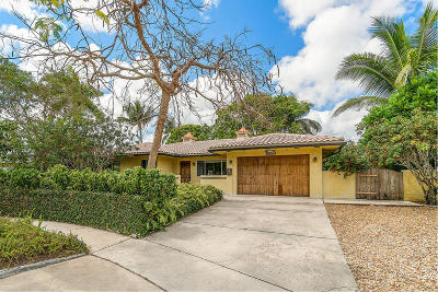 Boca Raton Single Family Home For Sale: 1001 SW 8th Street
