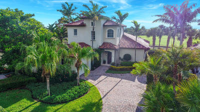 Jupiter FL Single Family Home For Sale: $1,749,000
