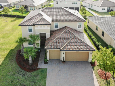 Port Saint Lucie FL Single Family Home For Sale: $403,500