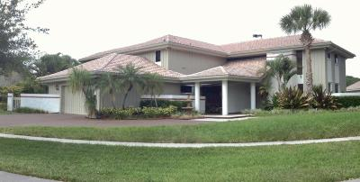 Boca Raton Single Family Home For Sale: 7651 Estrella Circle