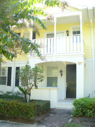 Townhouse Sold: 3256 W Community Drive