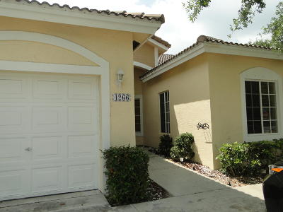 Deerfield Beach Rental For Rent: 4266 SW 10 Place