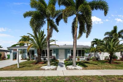 Fort Lauderdale Single Family Home For Sale: 2111 NE 59th Court
