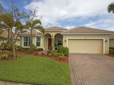 Vero Beach Single Family Home For Sale: 4252 Diamond Square